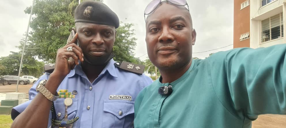 We have Settled The Case Between Don Tee & DPO Iyaganku Amicably – Police PRO